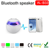 2017 Hot selling round shape cheap bluetooth speaker ball, ball bluetooth speaker