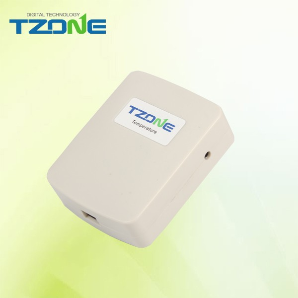 Tzone TT-18 buit-in zigbee pt100 rs232 temperature humidity sensor for cold transportation