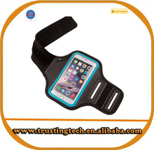 Wholesale waterproof Smart phone sport arm bag,running arm bag for cell phone