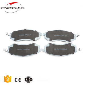 D888 Wholesale Russia Oem Brake Pad Making Machine Fit For Renault For NISSAN
