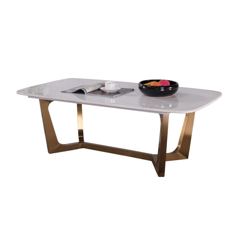 Mobilier de jardin Couleur : Blanc HY Table à thé Iron Art ...