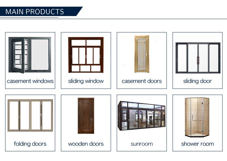 Commerciële appartement keuken kamer PVC deuren