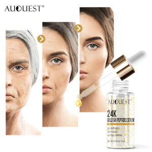 New Arrival! Bulk Sale 24K Gold Concentrated Polypeptide Essential Toner Pure Collagen Face Serum