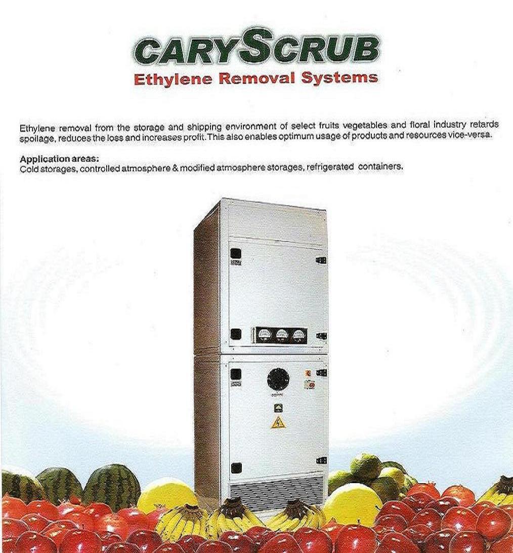 Ethylene Scrubber