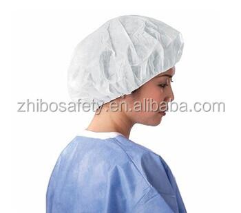 Disposable Nurse Cap Doctor Cap Hairnet Buy Paper