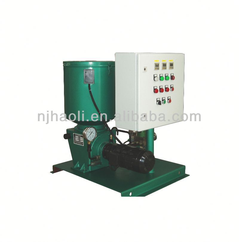 Dual line system for mining sump pump