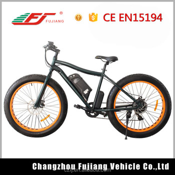 Fat Tire Sondors Electric Bike With 48v 1000w Battery