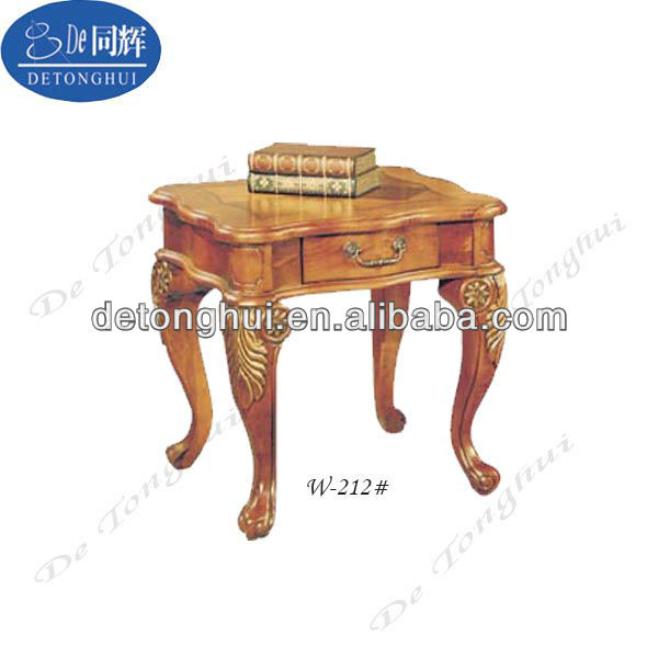 the most popular wooden small side table W-212#