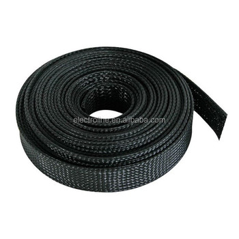 Pet Expandable Braided Wire Sleeving - Buy Pet Expandable Braided ...
