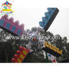 Adult amusement park equipment top spin sky rides
