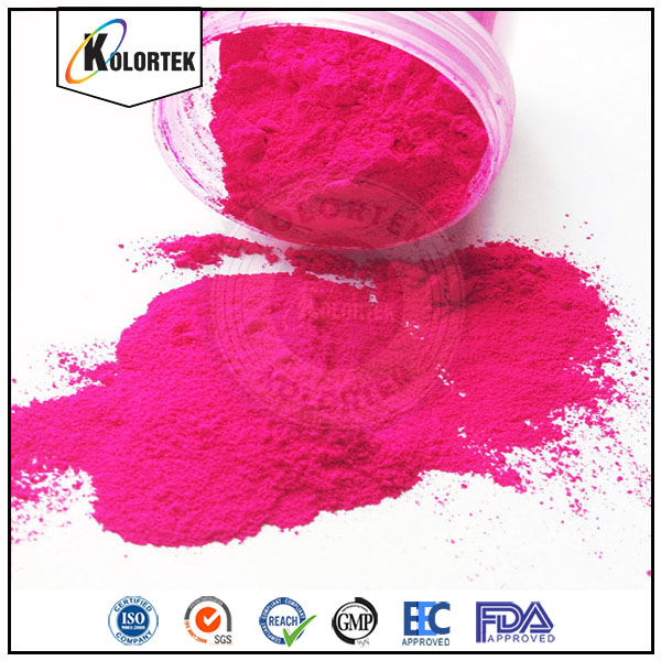 High quality D&C Red 28 Lake dye powder, D&C Red No.28 Aluminum Lake for make up