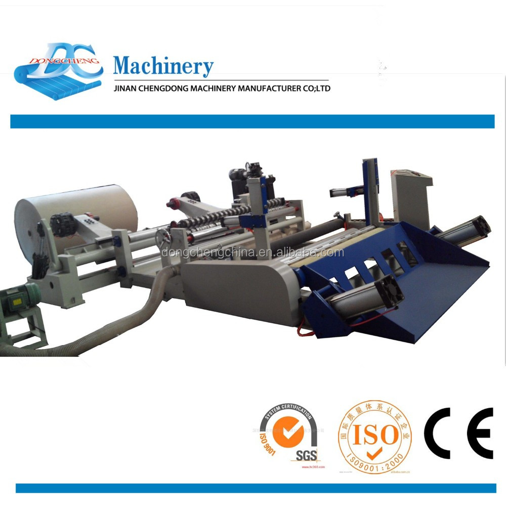 round corner kraft paper cutting machine
