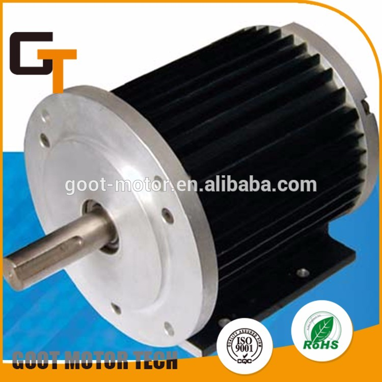 Brand New 48 Volt Brushless Dc Motor With High Quality