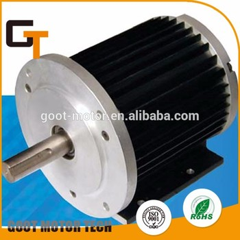 Brand new 48 volt brushless dc motor with high quality for 3kw brushless dc motor