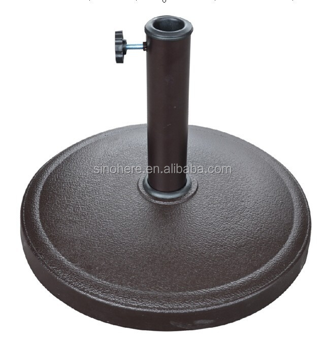 10KGS Garden Sun Umbrella Stand Base