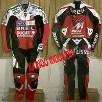 Professional Ducati racing suit