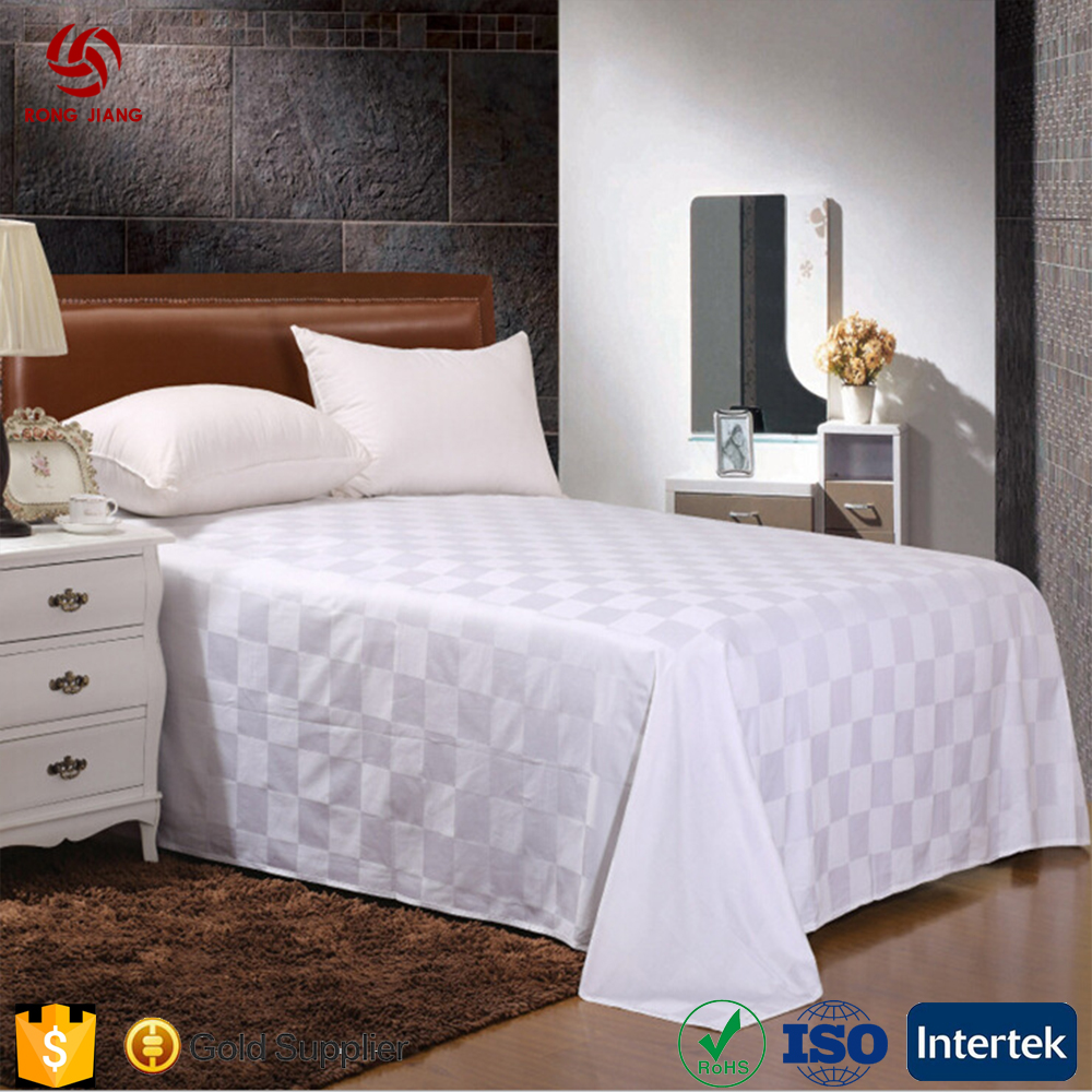 Wholesale bedding high - grade 60 cotton satin jacquard four - piece