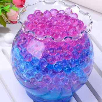 Colorful Water Beads For Flowers And Indoor Plants Buy Water Beads