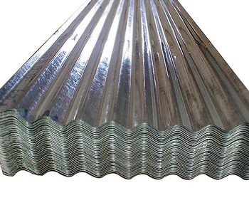 4x8 ms all size galvanized metal curving corrugated metal steel sheet for roofing