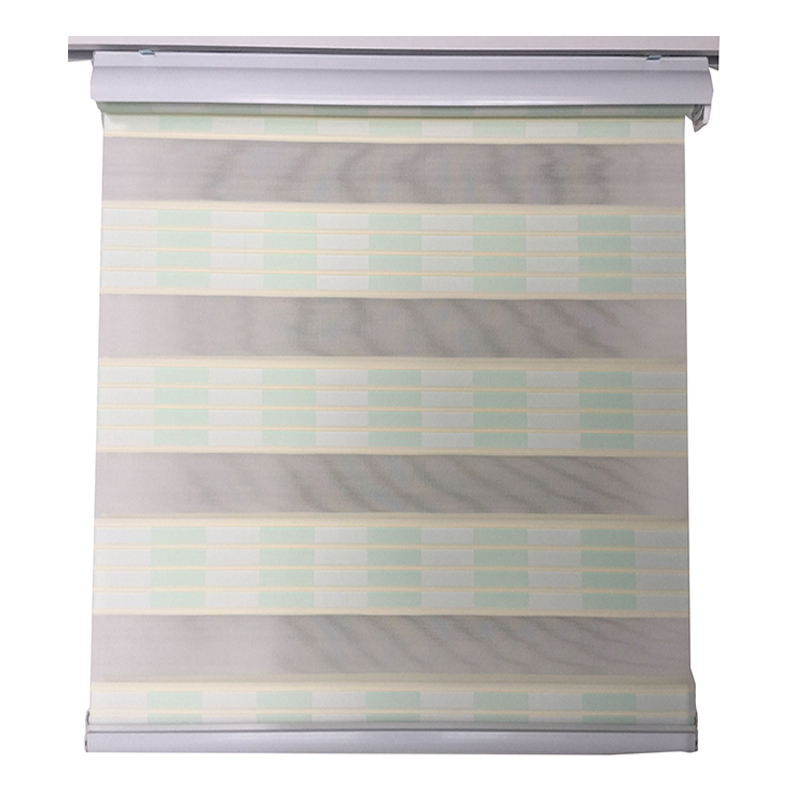 New style blinds curtains manual zebra blinds for windows