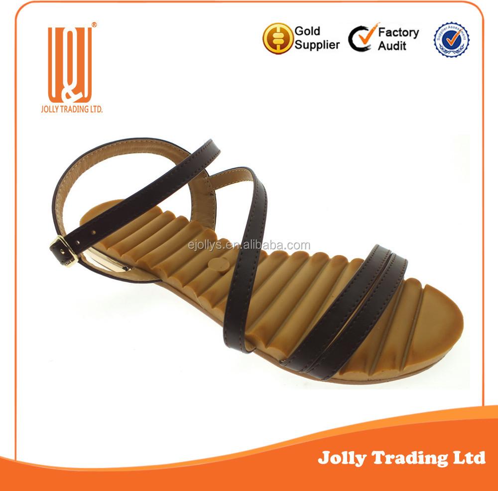 2016 Latest Fancy Sandal Summer Fashion New Design Beach Sandal ...