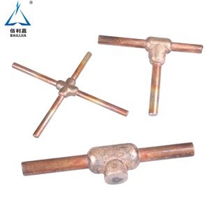 Copper Conductors Connection Anti-corrosion Die Casting Mould