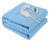 Blue non-fitted electric heating blanket 220v