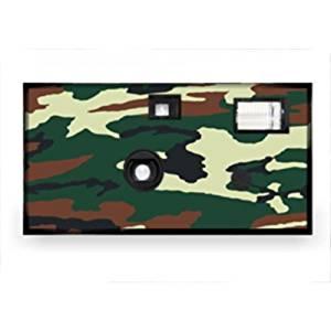 Kodak Camouflage Disposable Camera Case Pack 10