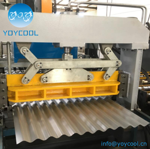YOYCOOL corrugated steel sheets near me corrugated steel sheet profiles corrugated stainless steel plate