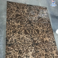 foshan factory producing building material bathroom decorative marble wall and flooring tiles price in india