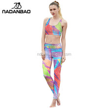 Yoga leggings mit custom logo gym hosen in <span class=keywords><strong>Fitness</strong></span> & Yoga