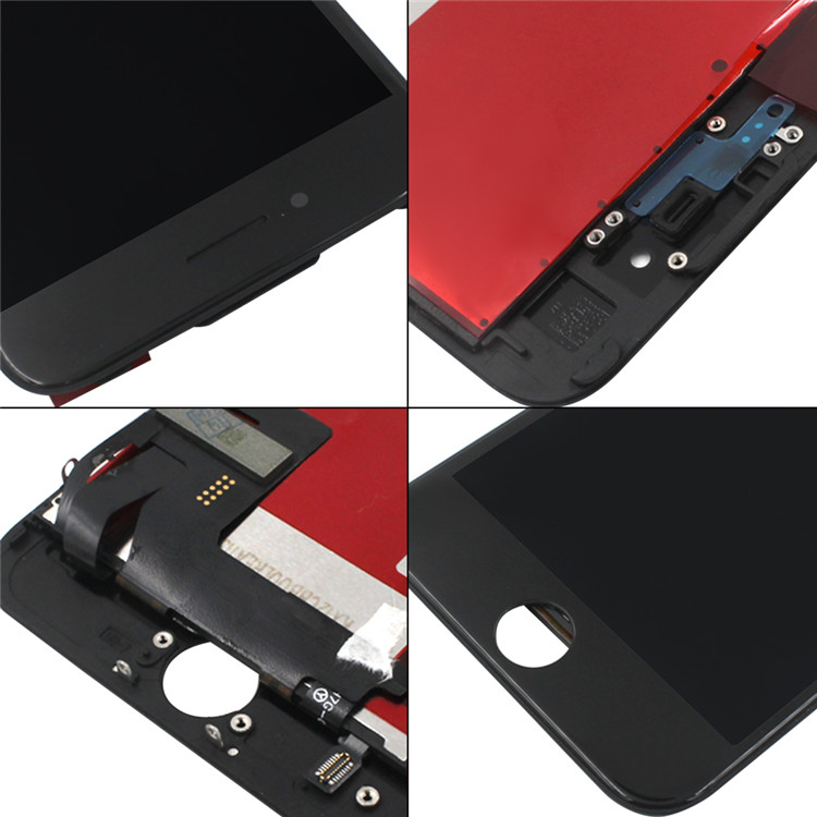 AAA for iphone 7 LCD Screen Display Digitizer Assembly With High Brightness Real 3D Function