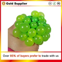 Antistress Toys Face Reliever Grape Ball Autism Mood Squeeze Relief Healthy Toy Funny Geek Gadget for Men Jokes