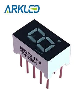 for instruments 0.3 inch single digit 7 segment led display