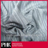 Silver Line Sweater Fabric Wholesale In China