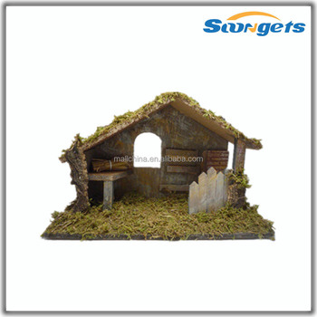 HY11031 New Nativity Crib Design