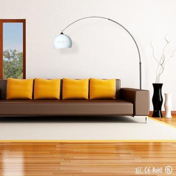 Big Modern Fishing Floor Lamp With Marble Base/arc Floor Lamp ...