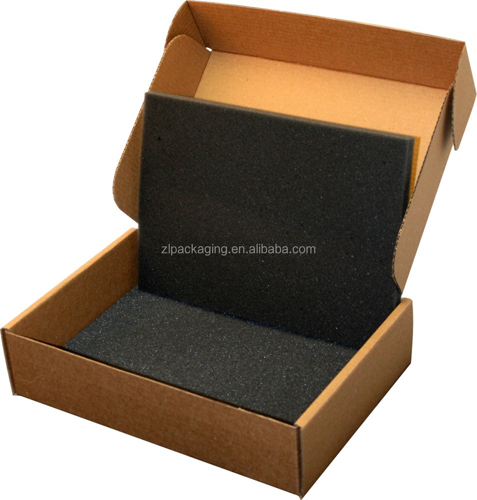 foam shipping box
