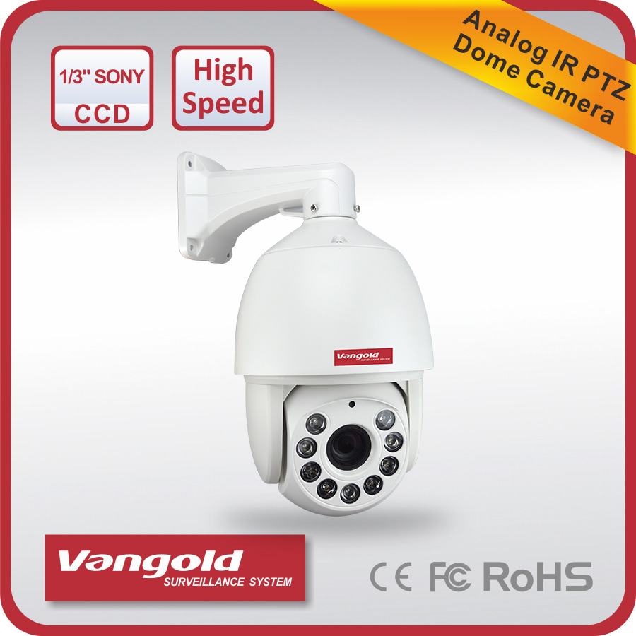 Vangold 30x optical zoom ptz ip camera auto tracking ptz camera bunker hill ptz security camera