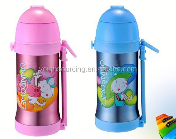 Food Grade Promotion Drinking Hot Cold Thermos Alkaline Water Flask