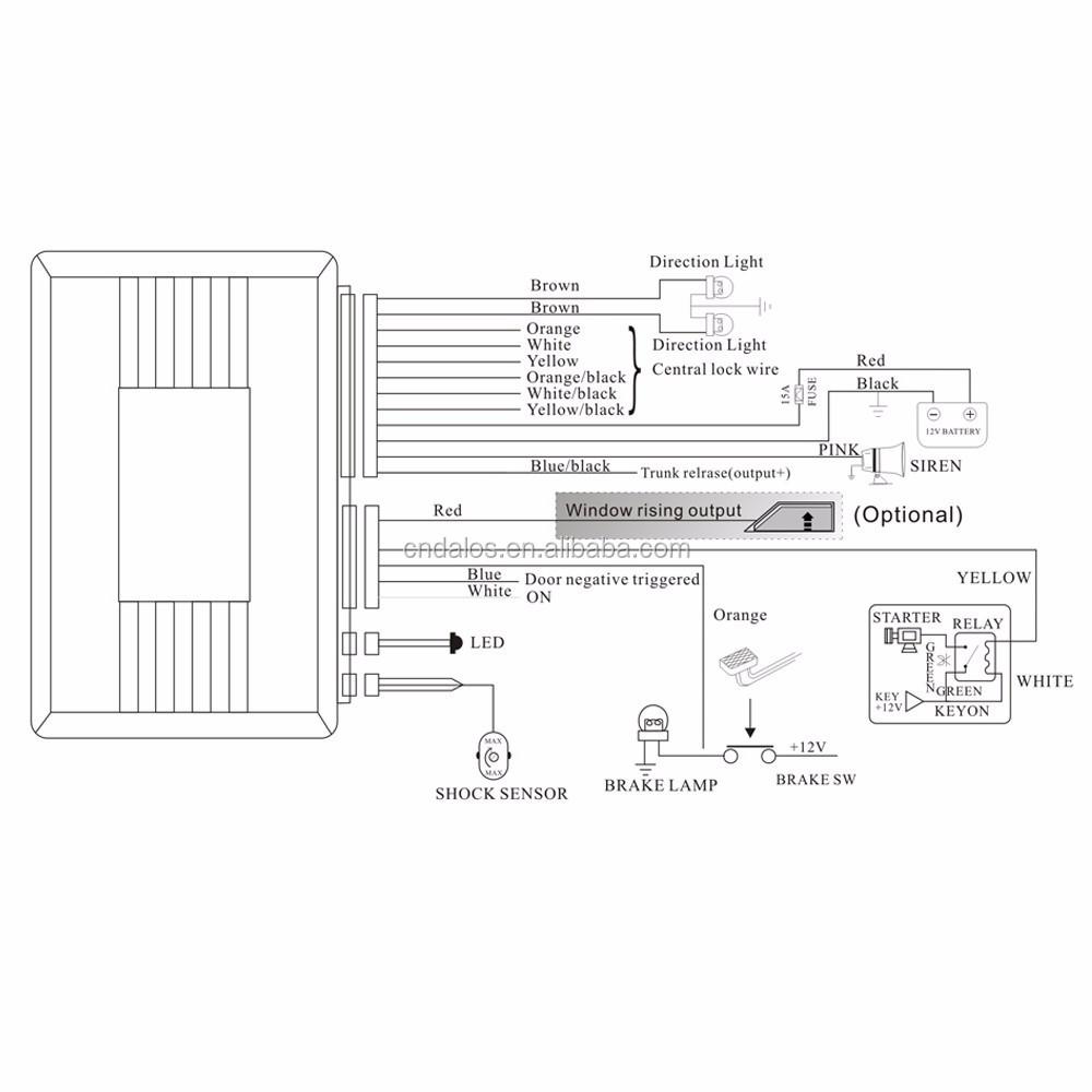 Car Alarm Shock Sensor Wiring Diagram Detailed Schematics Stinger Smart Diagrams U2022 System