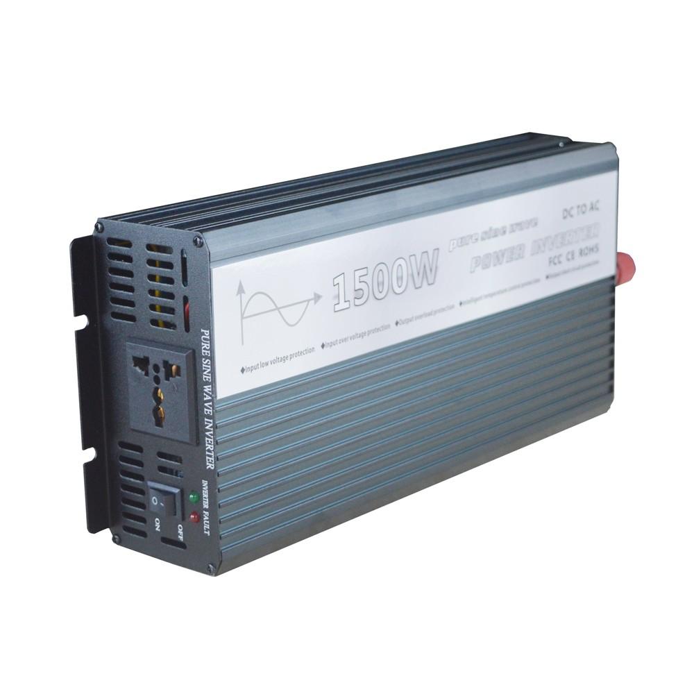 Price 1500w Car Outlet Converter 24v 48v 220v Ac Current