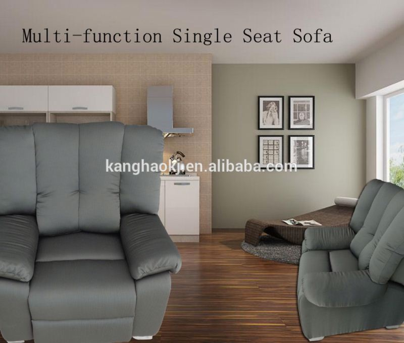 Multi-function large single seat sofa