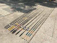 2017 Fashion fishing pen rod and reel combo