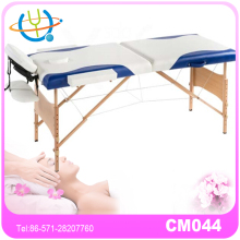 wholesale cheap wooden lightweight massage table beauty salon furniture table de massage thai