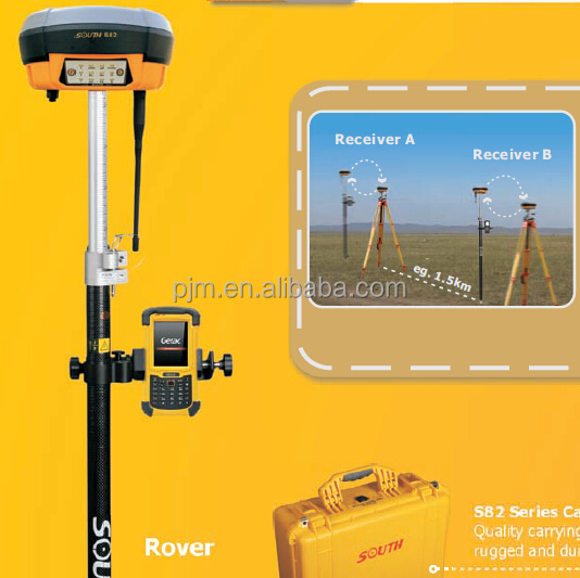 CHINA MADE ORIGINAL GPS RTK SOUTH S82T