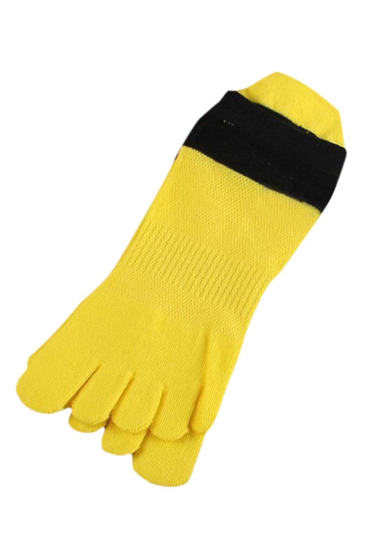 Compra amarillo calcetines de deporte online al por mayor