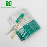 Factory offer cheap price food grade disposable chopsticks bamboo with custom logo