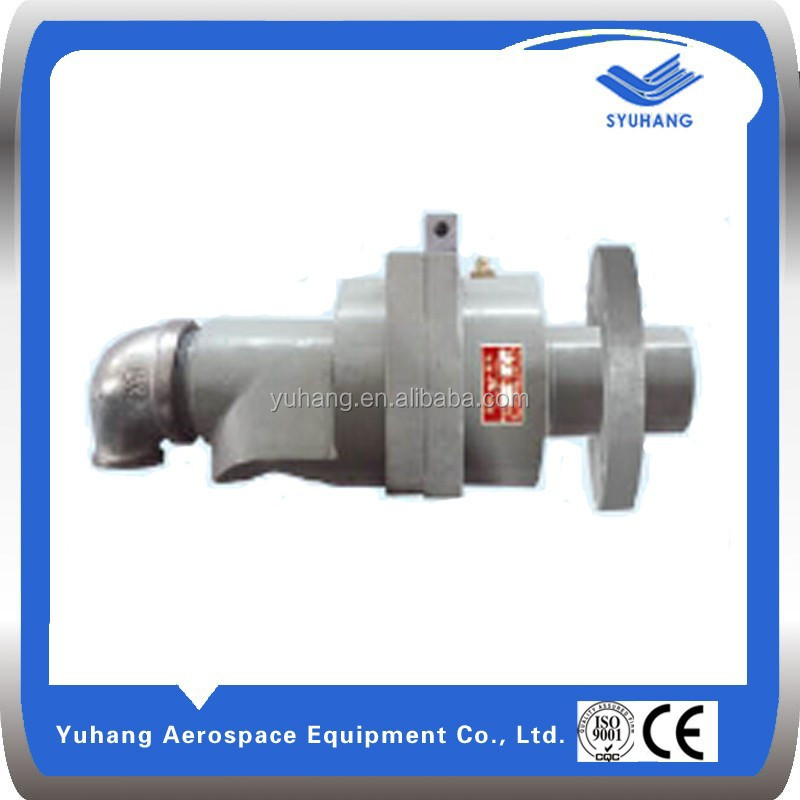 flange connection steam rotary joint/ oil swivel joint/ air rotary union