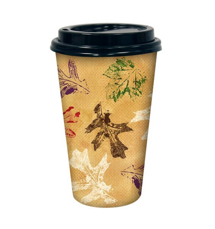 Custom Logo Hot Drinking Disposable Import Paper Cups From China